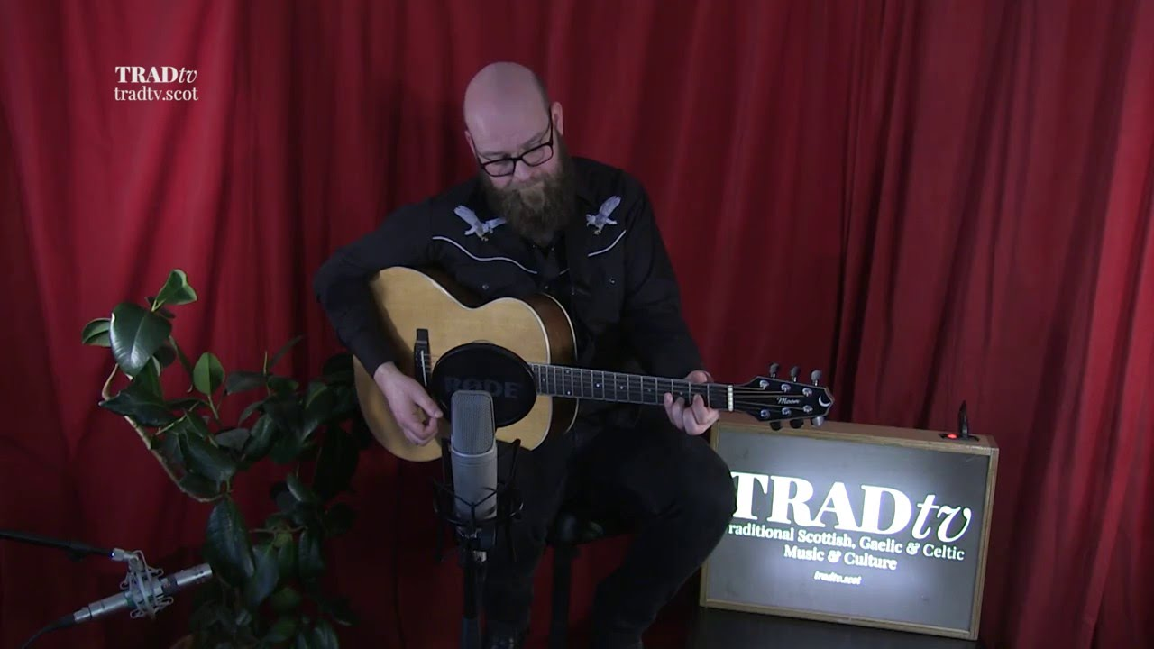 Findlay Napier performs Princess Rosanna