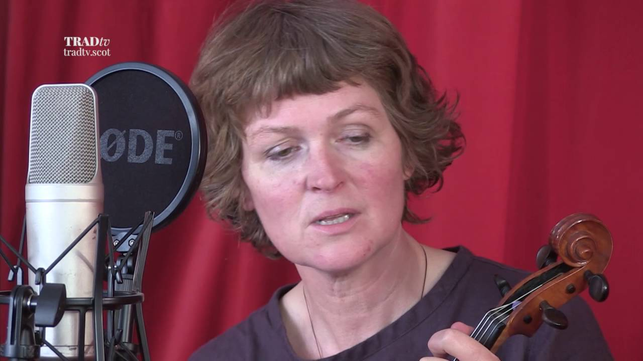 Mairi Campbell Performs Goodbye Grey