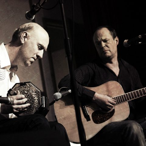 Simon Thoumire and Ian Carr: TRADtv Live Room Session