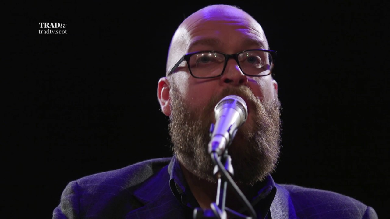 Findlay Napier performs Wire Burners live at The Tolbooth (The Visit 2017)