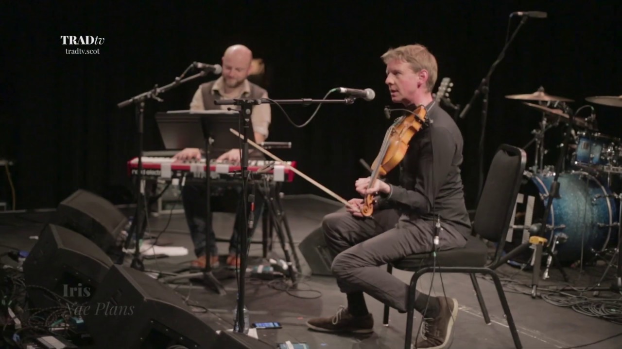 Nae Plans – Iris (live at Perth Concert Hall as part of The Visit 2018)