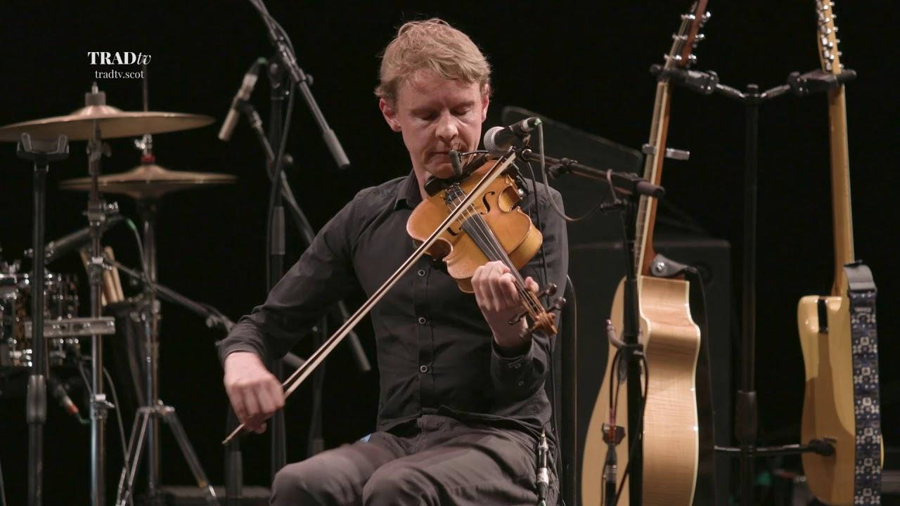Nae Plans – Garry Porch of Avernish/Humours of Tulla (Live at Perth Theatre, The VIsit)