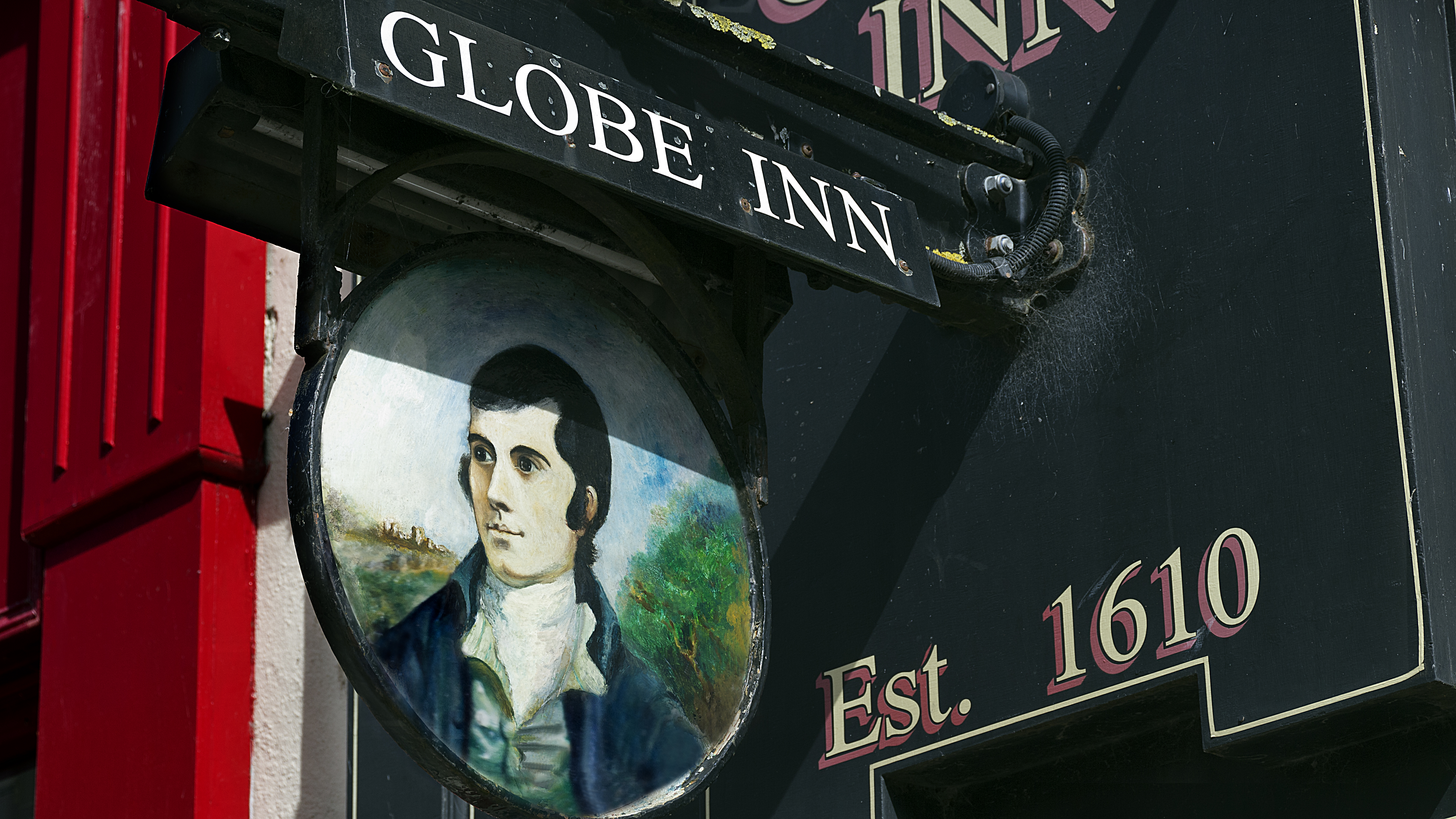 Robert Burns Globe Inn - Wha's Like Us