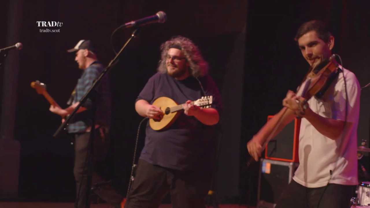 Elephant Sessions – Loft Crofter Live at Queen's Hall The Visit 2018