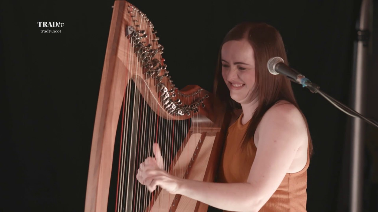 Rachel Hair & Ron Jappy – Starry-Eye Lads Jigs (live at Belhaven Brewery, The Visit 2018)